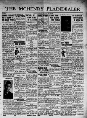 McHenry Plaindealer (McHenry, IL), 20 May 1943