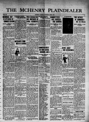 McHenry Plaindealer (McHenry, IL), 3 Jun 1943