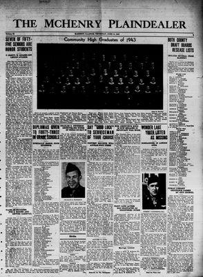 McHenry Plaindealer (McHenry, IL), 10 Jun 1943