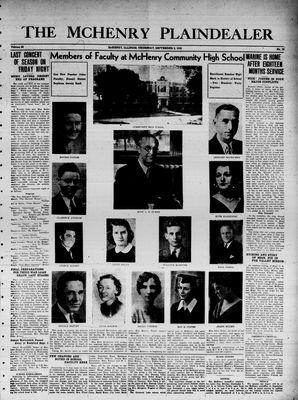 McHenry Plaindealer (McHenry, IL), 2 Sep 1943