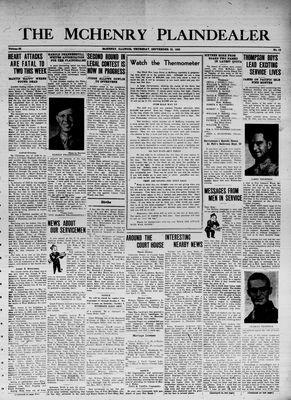 McHenry Plaindealer (McHenry, IL), 23 Sep 1943