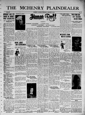 McHenry Plaindealer (McHenry, IL), 20 Jan 1944