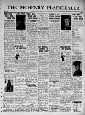 McHenry Plaindealer (McHenry, IL), 24 Feb 1944