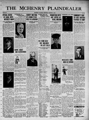 McHenry Plaindealer (McHenry, IL), 16 Mar 1944