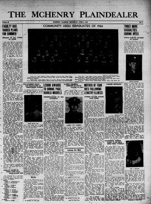 McHenry Plaindealer (McHenry, IL), 8 Jun 1944