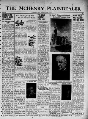 McHenry Plaindealer (McHenry, IL), 22 Jun 1944