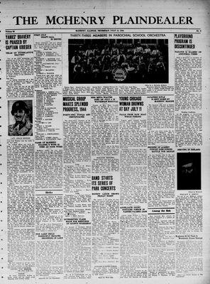McHenry Plaindealer (McHenry, IL), 13 Jul 1944