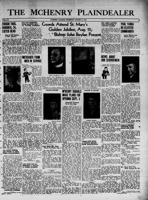McHenry Plaindealer (McHenry, IL), 17 Aug 1944