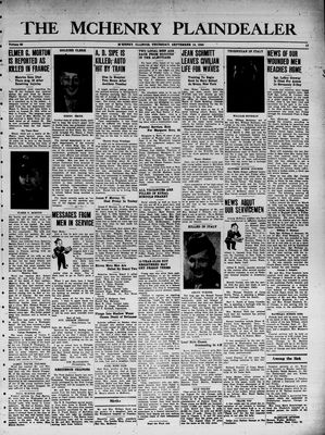 McHenry Plaindealer (McHenry, IL), 14 Sep 1944