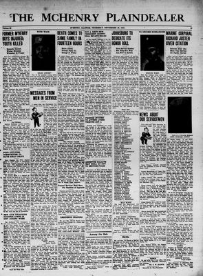 McHenry Plaindealer (McHenry, IL), 28 Sep 1944