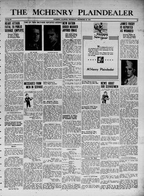McHenry Plaindealer (McHenry, IL), 28 Dec 1944