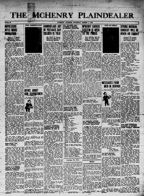 McHenry Plaindealer (McHenry, IL), 1 Mar 1945