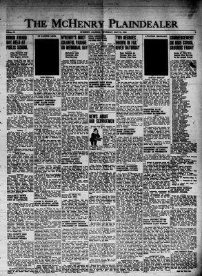 McHenry Plaindealer (McHenry, IL), 31 May 1945