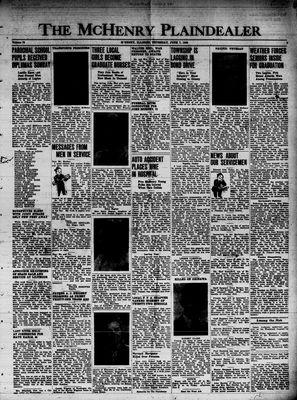 McHenry Plaindealer (McHenry, IL), 7 Jun 1945