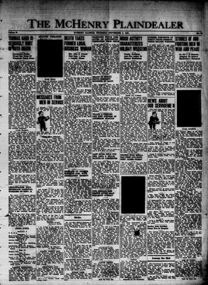 McHenry Plaindealer (McHenry, IL), 6 Sep 1945