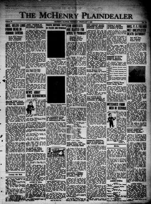 McHenry Plaindealer (McHenry, IL), 7 Feb 1946