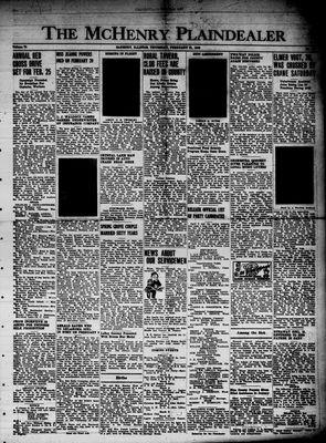 McHenry Plaindealer (McHenry, IL), 21 Feb 1946