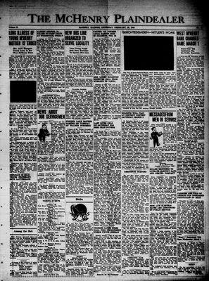 McHenry Plaindealer (McHenry, IL), 28 Feb 1946