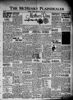 McHenry Plaindealer (McHenry, IL), 9 May 1946