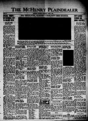 McHenry Plaindealer (McHenry, IL), 6 Jun 1946
