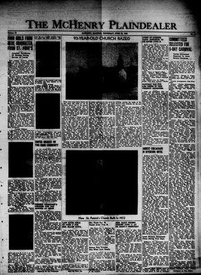 McHenry Plaindealer (McHenry, IL), 20 Jun 1946