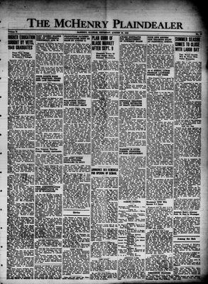 McHenry Plaindealer (McHenry, IL), 29 Aug 1946