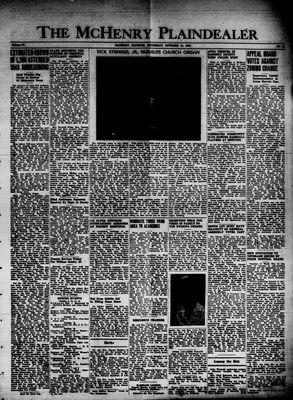 McHenry Plaindealer (McHenry, IL), 10 Oct 1946