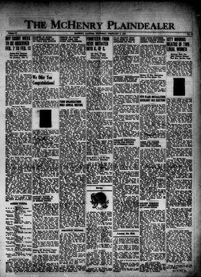 McHenry Plaindealer (McHenry, IL), 6 Feb 1947