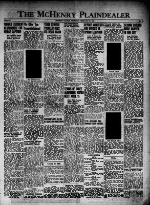 McHenry Plaindealer (McHenry, IL), 27 Feb 1947