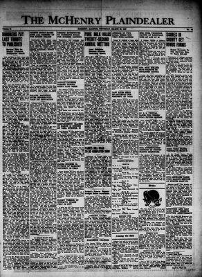 McHenry Plaindealer (McHenry, IL), 20 Mar 1947