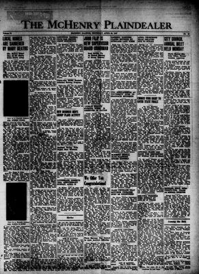 McHenry Plaindealer (McHenry, IL), 24 Apr 1947