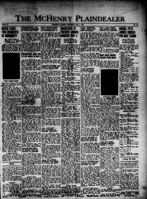 McHenry Plaindealer (McHenry, IL), 1 May 1947