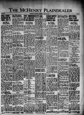McHenry Plaindealer (McHenry, IL), 15 May 1947