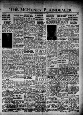 McHenry Plaindealer (McHenry, IL), 22 May 1947