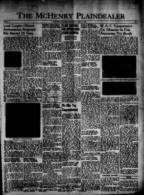 McHenry Plaindealer (McHenry, IL), 19 Jun 1947