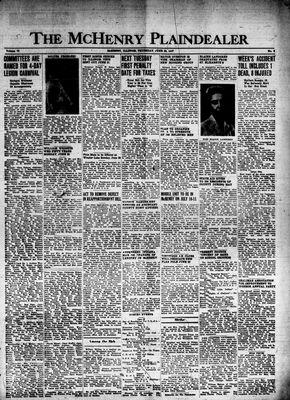 McHenry Plaindealer (McHenry, IL), 26 Jun 1947