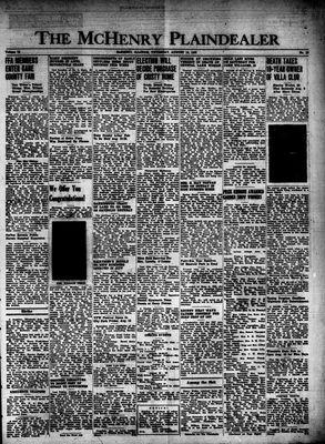 McHenry Plaindealer (McHenry, IL), 14 Aug 1947