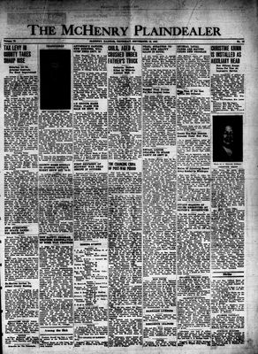 McHenry Plaindealer (McHenry, IL), 18 Sep 1947