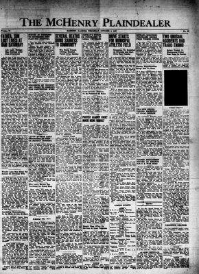 McHenry Plaindealer (McHenry, IL), 2 Oct 1947