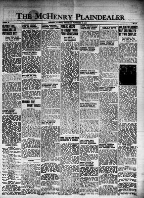 McHenry Plaindealer (McHenry, IL), 20 Nov 1947