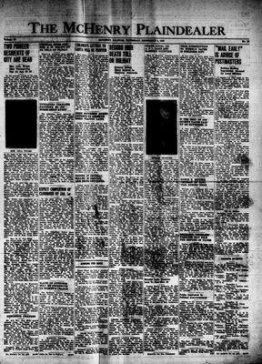 McHenry Plaindealer (McHenry, IL), 4 Dec 1947
