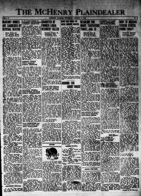 McHenry Plaindealer (McHenry, IL), 15 Jan 1948