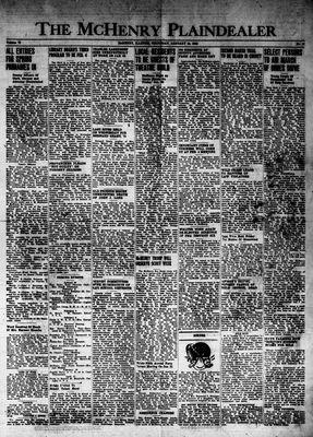 McHenry Plaindealer (McHenry, IL), 29 Jan 1948