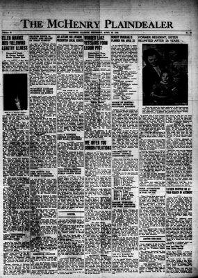 McHenry Plaindealer (McHenry, IL), 22 Apr 1948