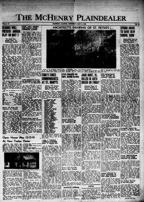 McHenry Plaindealer (McHenry, IL), 6 May 1948
