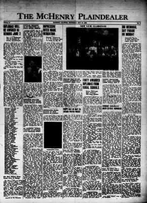 McHenry Plaindealer (McHenry, IL), 27 May 1948