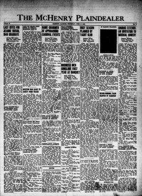 McHenry Plaindealer (McHenry, IL), 17 Jun 1948