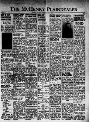 McHenry Plaindealer (McHenry, IL), 8 Jul 1948