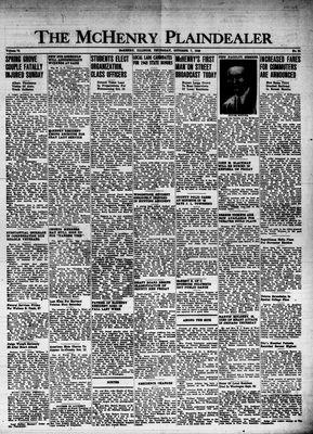 McHenry Plaindealer (McHenry, IL), 7 Oct 1948