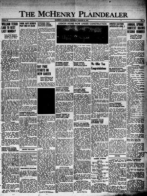 McHenry Plaindealer (McHenry, IL), 24 Mar 1949